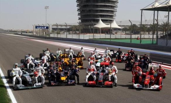 Todos F1 2010